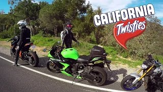 California Twisties [with Snowcat & Revbomb]