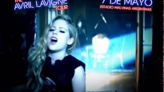 Avril Lavigne - Estadio Malvinas Argentinas