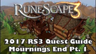 Download now RS3 Quest Guide - Mournings End Part I MP3