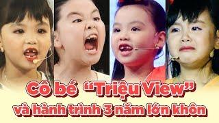 """Hành trình 3 năm trở thành """"Cô Bé Triệu View"""" của Tâm Anh - Gia Đình Là Số 1"""
