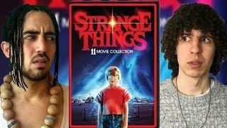 STRANGE THINGS – Wie STRANGER Things, nur überhaupt nicht!