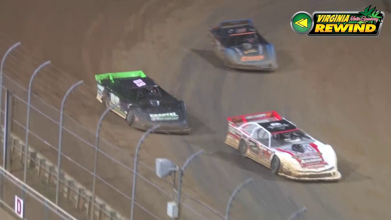 VMS REWIND - Victory Lap Pro Late Model Feature 062919