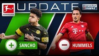 Marktwerte Bundesliga: Sancho jetzt wertvollster Spieler | TRANSFERMARKT