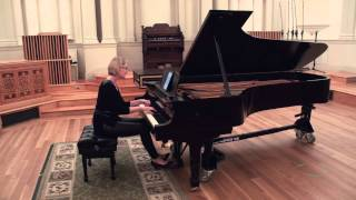 Isang Yun: Interludium A (1982): Christina Wright Ivanova, piano
