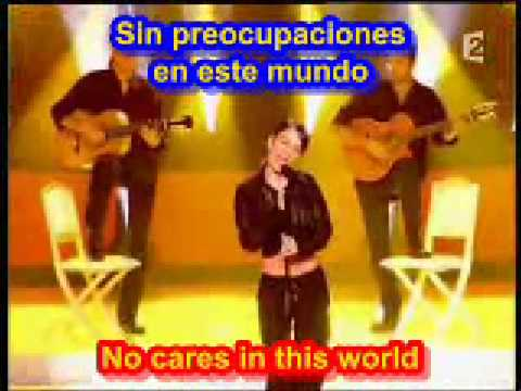 Isla Bonita Lyrics Subtitulado Español Ingles Youtube