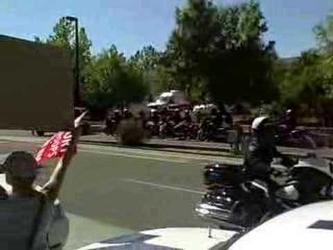 Iraq Summer, New Mexico, Dick Cheney Event