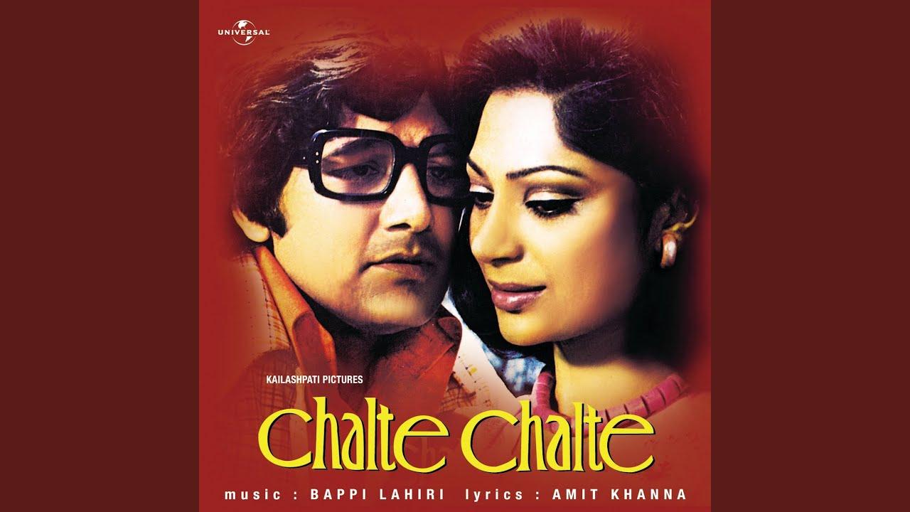 Download Chalte Chalte (Part I / Chalte Chalte / Soundtrack Version)