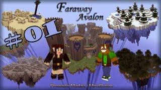 Faraway Avalon - Minecraft Survival - #01 thumbnail
