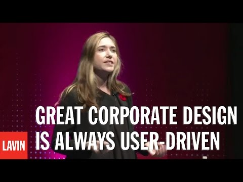 Sarah Prevette: Great Corporate Design Is Always User-Driven