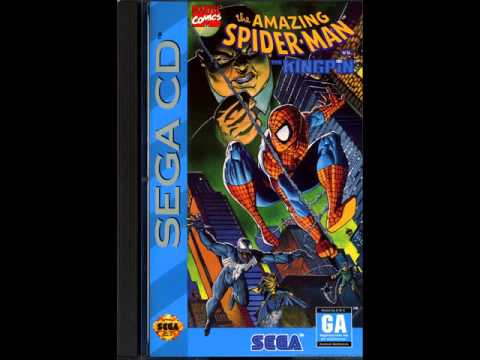 Amazing Spider-Man Vs The Kingpin, The (SEGA CD Music Soundtrack)