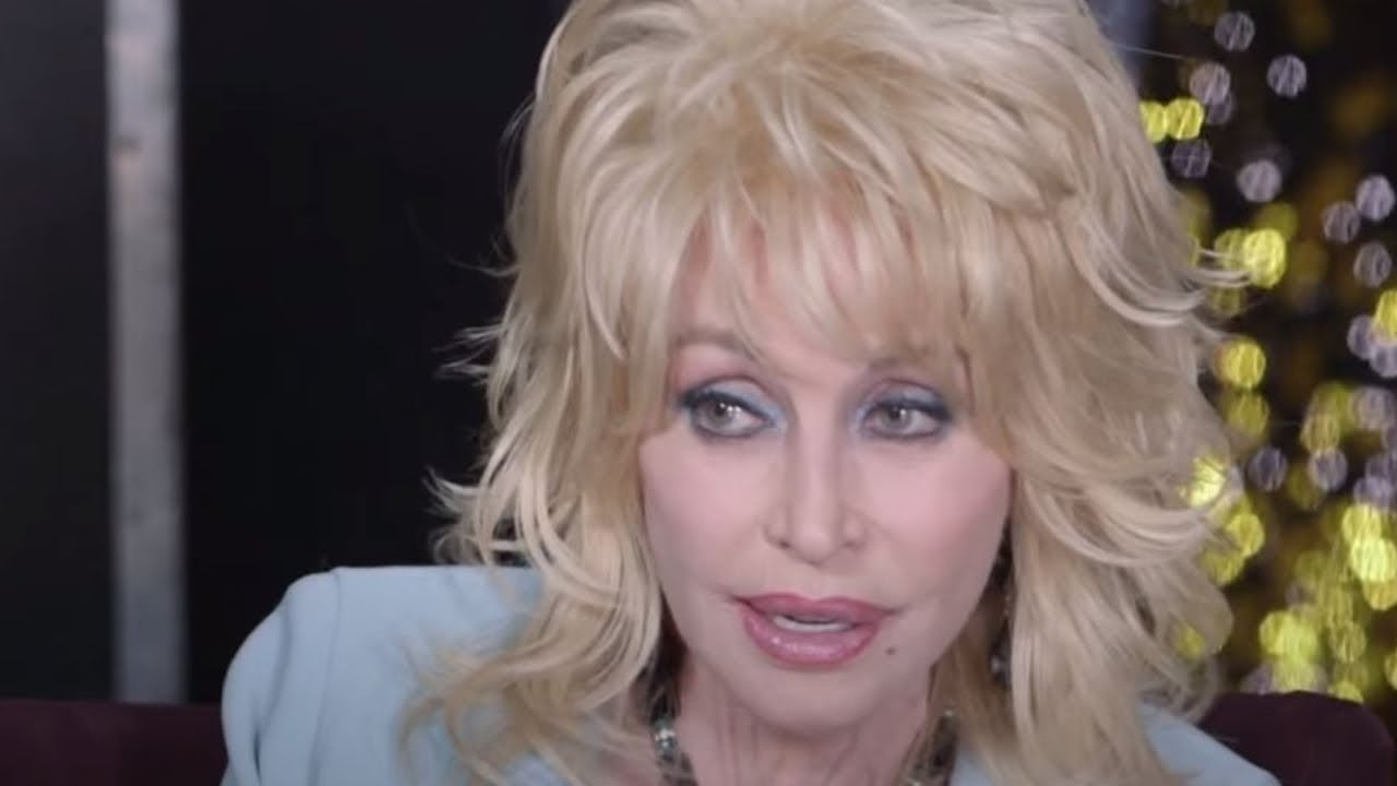 Dolly Parton Responds To Tattoo Conspiracy Theory