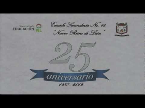 25 Aniversario Invitacion Youtube