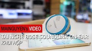 khui hop tai nghe cao cap bose soundlink on-ear - wwwmainguyenvn