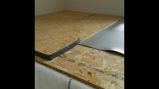Как избавится от вибрации деревянных перекрытий , Лиссабон, Португалия, ТермоЗвукоИзол