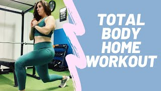 Total Body Workout | Personal Training Session