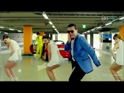 Gangnam Style music video broke YouTube view limit - BBC News