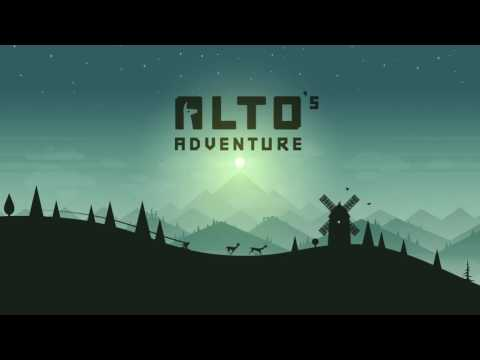 Altos Adventure  Zen Mode Soundtrack OST