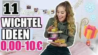 11 WICHTELIDEEN für Mädchen & Jungs! KOSTENLOS - 10€! BarbaraSofie