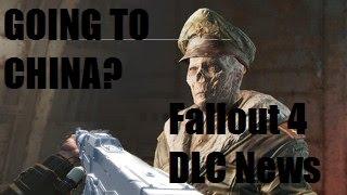 Fallout 4 Possible DLC News Weapons CN Assault rifle Harpoon Gun Coming Going to China DLC