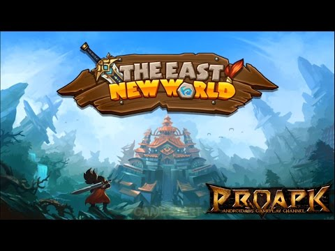 The East New World Gameplay IOS / Android
