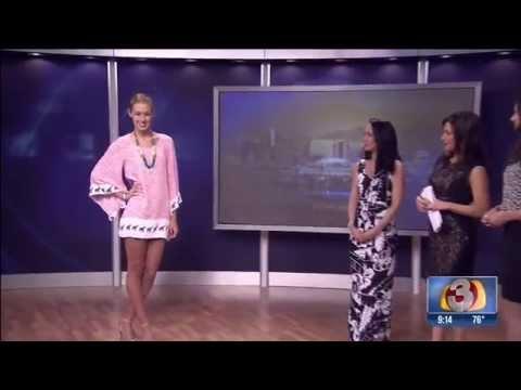 Misha Mendicino - 2014 Phoenix Fashion Week KTVK 3TV Arizona