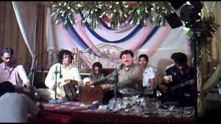 Sano Ik pal chain na awe (Asif Ali Santu Khan)
