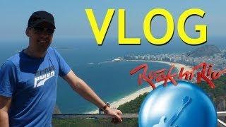 Roc in Rio - Vlog de mi viaje a Brasil