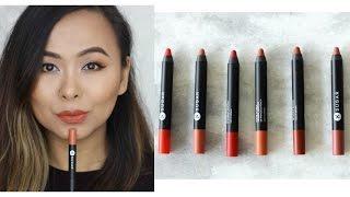 Sugar Cosmetics Matte As Hell Lip Crayons | 6 New Shades