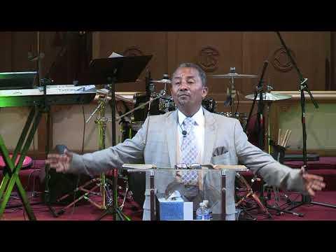 Pastor Belayneh Alemayehu : at Addis Kidan Church of San Francisco  09/02/2018  Sermon #2