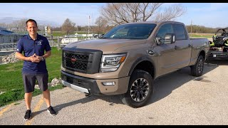 Is the 2020 Nissan Titan XD Pro-4X a GOOD truck for TOWING?