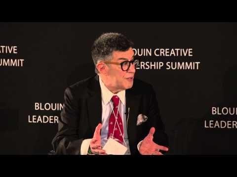 2012 Blouin Creative Leadership Summit Middle East Panel on Regional Dynamics Post Arab-Spring