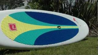 Red Paddle Co Ten Six Inflatable board