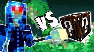 ESPIRITO DA LUZ VS. LUCKY BLOCK INCRIVEL (MINECRAFT LUCKY BLOCK CHALLENGE)