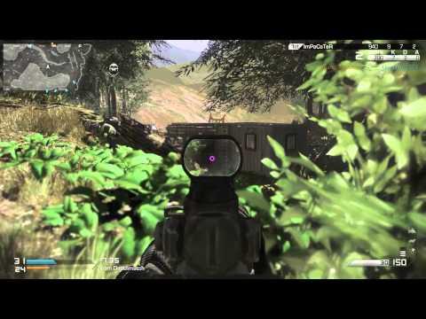 First time using kontrol freaks -- cod gameplay