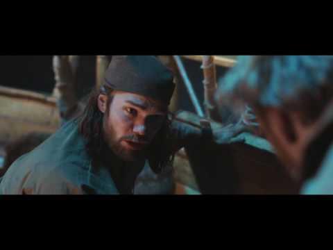 OBOS Nabohjelp - pirat vil låne kule av naboskipet
