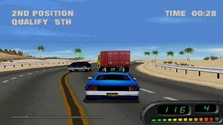 Hooters Road Trip Gameplay RoadTrip (Playstation,PSX)