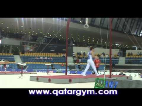 FIG Challenge Cup Doha 2011 Rings Final MAG