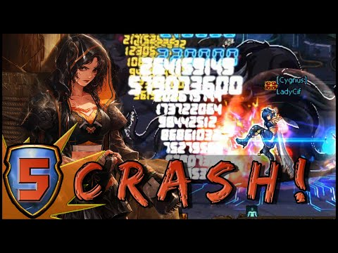 DFO CRASH! - [Female Striker] - THIS DEMON PACKS A PUNCH!