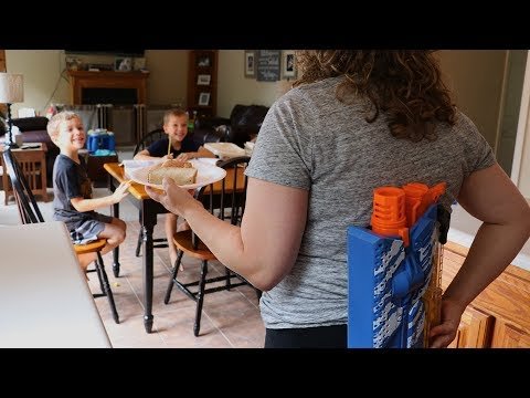 Thumbnail: Nerf War: The Perfect Family