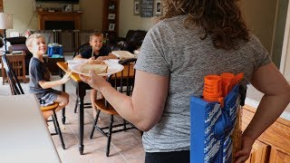 Nerf War: The Perfect Family