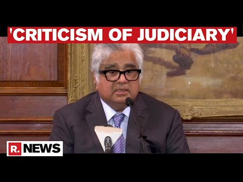 Senior Advocate Harish Salve Speaks On Relevance Of Judges In Democracy & Criticism Of Judiciary thumbnail