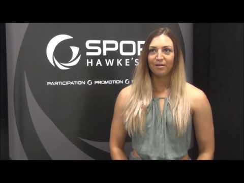 2016 Hawke's Bay Junior Sportsperson of the Year-  Piera Hudson