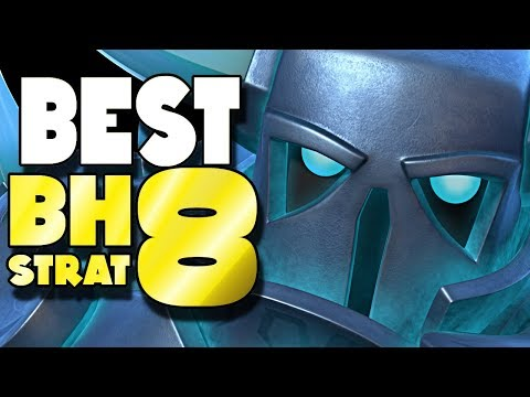 BEST Builders Hall 8 Attack Strategy | Super Pekka, Cannon Cart | Clash Of Clans