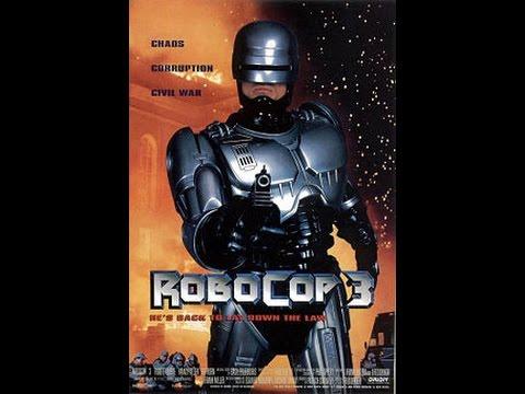 RoboCop 3 Film RANT