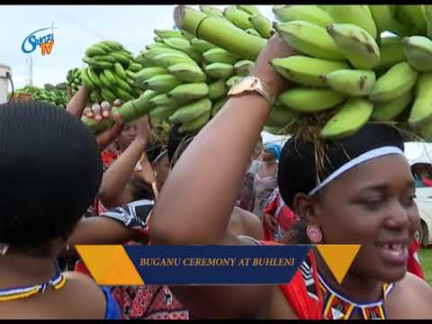 Buganu Festival at Buhleni on Friday