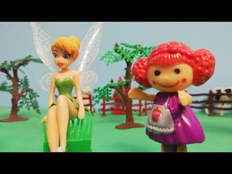 .. Tinker Bell toys