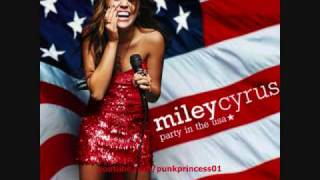 Party In The USA - Miley Cyrus (Instrumental / Karaoke with backup vocals)