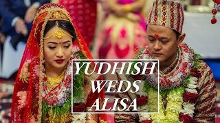 Nepalese Wedding (YUDHISH WEDS ALISA) BY AYG STUDIOS