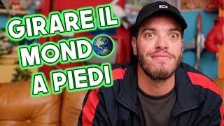 GIRARE IL MONDO A PIEDI! - Salotto della Valle [ft. Mattia Miraglio]