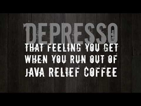 Java Relief Solves Depresso